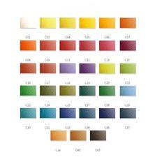 Краски акварельные Superior 33 цвета