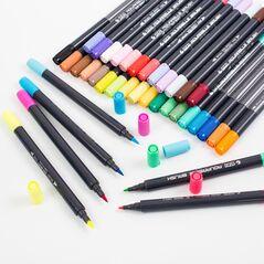 Набор STA 36 цветов акварельные маркеры