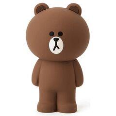 Пенал школьный Бурый медведь