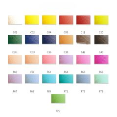 Краски акварельные Superior 25 цветов ( палитра Пастель)