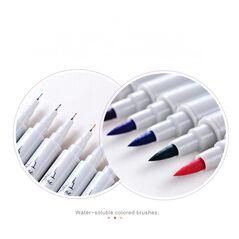 Набор STA  48 цвета акварельные маркеры (№3112)