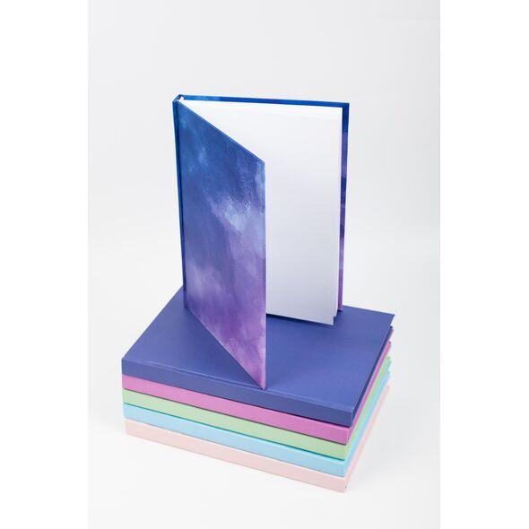 Скетчбук для маркеров А5, 60 листов (Космос) Твердая обложка