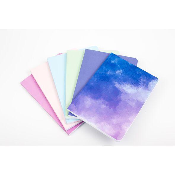 Скетчбук для маркеров, А5, 40 листов (Пудровый)