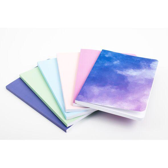 Скетчбук для маркеров А5, 40 листов (Голубой)