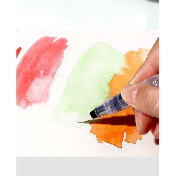 Краски акварельные Superior 18 цветов (палитра Стандарт)