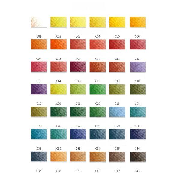Краски акварельные Superior 42 цвета